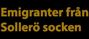 Emigranter från Sollerö socken